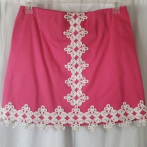 Lilly Pulitzer skirt- WHITE TAG!